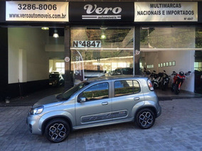 Fiat Uno Evo Sporting (dualogic) 1.4 8v 4p Flex 2015