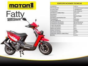 Motor1 Fatty 150cc $1200$
