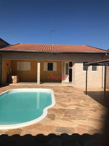 Imagem 1 de 17 de Casa Com 3 Dormitórios À Venda, 138 M² Por R$ 325.000,00 - Jardim Haise Maria - Araras/sp - Ca0494
