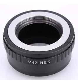 Anel Adaptador Lente M42-nex Sony Nex-7 6 5 3 C3 F3 5r 5n