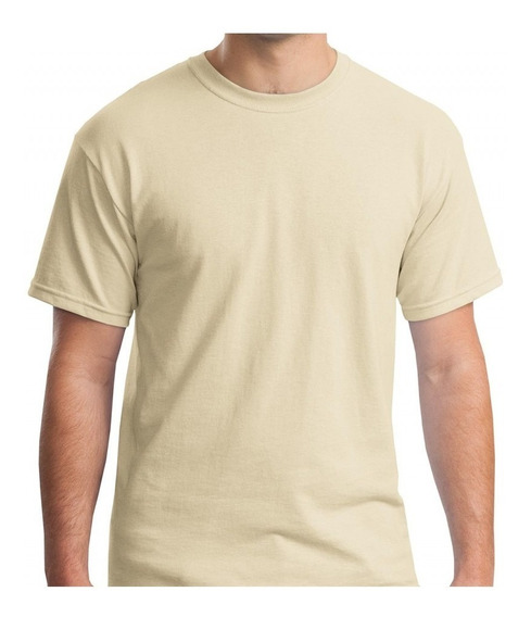 Polera Masculina Heavy Cotton