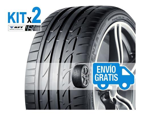 Kit 2u 255/35 R19 Potenza S001 Runflat Rft Bridgestone Envío