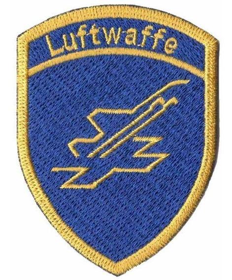 Patch Bordado - Força Aerea Alemanha Luftwaffe Av20178