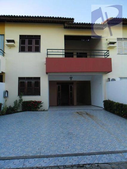 Casa Residencial À Venda, Água Fria, Fortaleza. - Ca1624