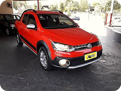 Volkswagen Saveiro 1.6 Cross Cd 16v Flex 2p Manual