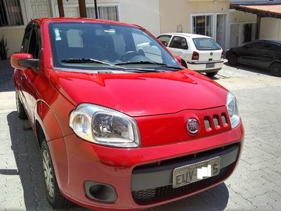 Fiat Uno Vivace 1.0 2012 4 Portas