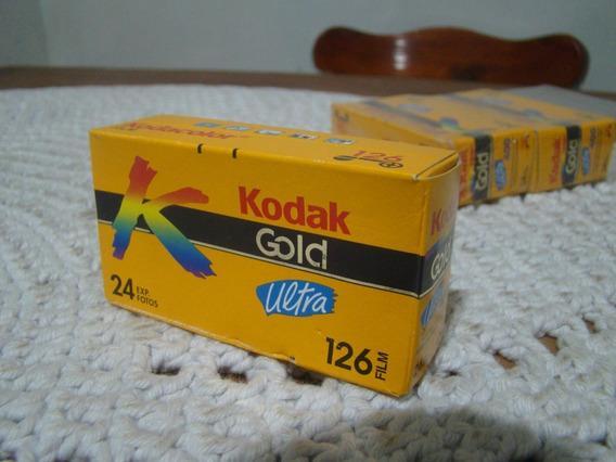 Filme Kodak 126 Sem Uso, Na Caixa , Lacrado Mas Vencido