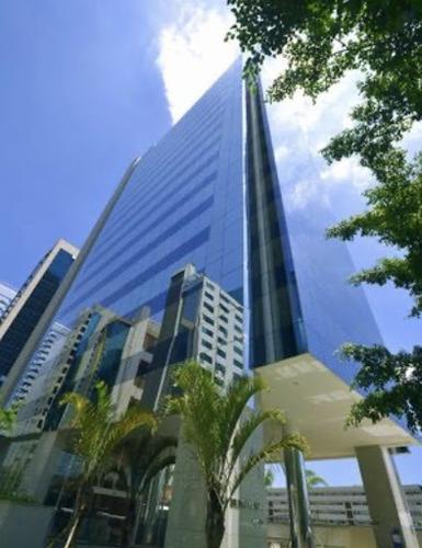 Andar Corporativo Para Alugar, 871 M² Por R$ 65.392,50/mês - Brooklin Novo - São Paulo/sp - Ac0011