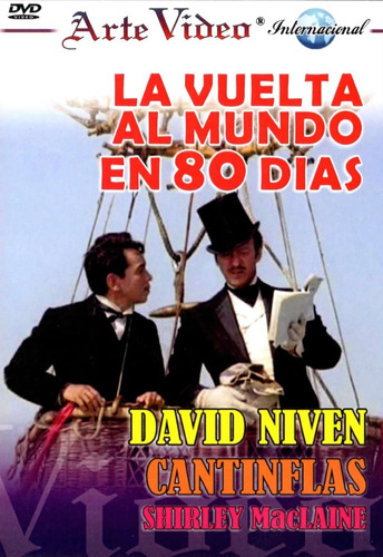 Around The World In 80 Days - David Niven, Cantinflas