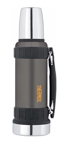 Termo Thermos 1,2 Litros Acero Inoxidable Work Bottle Camping