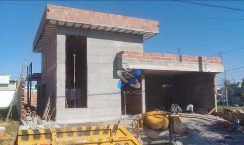 Imagem 1 de 2 de Casa Com 3 Dormitórios À Venda, 149 M² Por R$ 800.000,00 - Condomínio Terras Do Vale - Caçapava/sp - Ca0996