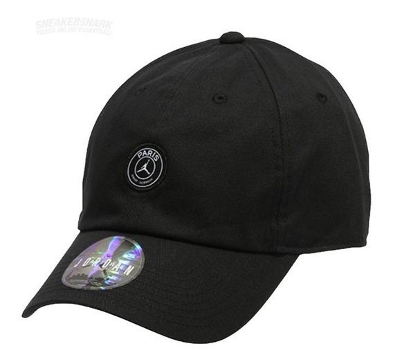 Gorra Jordan Curva X Psg Paris Con Holograma Autentico