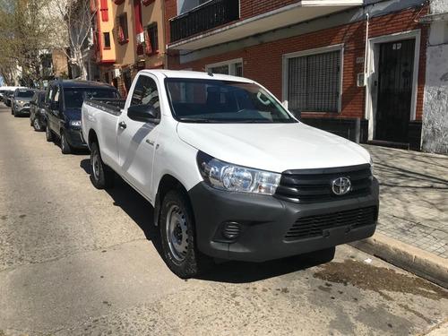 Toyota Hilux 2.4 P.up T.diesel Dx 4x4