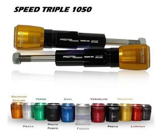 Slider Protetor Motor Procton Triumph Speed Triple 1050
