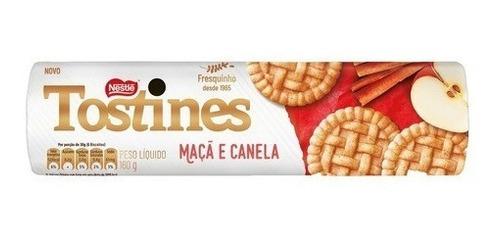 Biscoito Maça E Canela Tostines 160grs