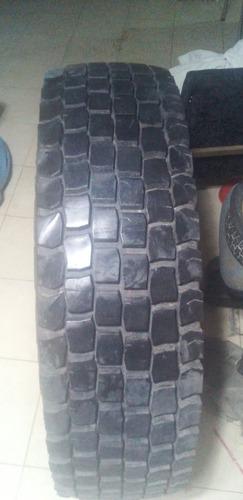 Cubierta Neumático Camion Fatecargo 295 80r22,5 Dr460 Tacos