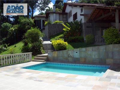 Casa Residencial À Venda, Quebra Frascos, Teresópolis. - Ca0002