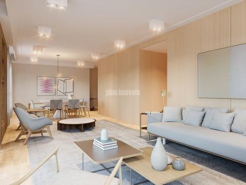Apartamento Com  Quatro  Vagas Pronto Para Morar - Pj47997