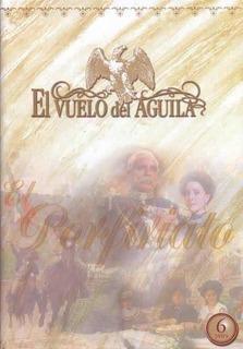 La Antorcha Encendida El Vuelo Del Águila 2 Telenovelas Dvd