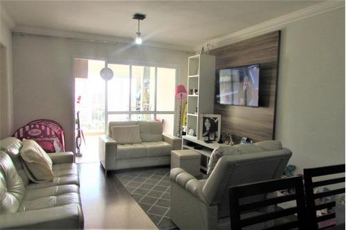 Imagem 1 de 30 de Apartamento Com 3 Dormitórios À Venda, 84 M² Por R$ 665.000,00 - Vila Prudente - São Paulo/sp - Ap5208