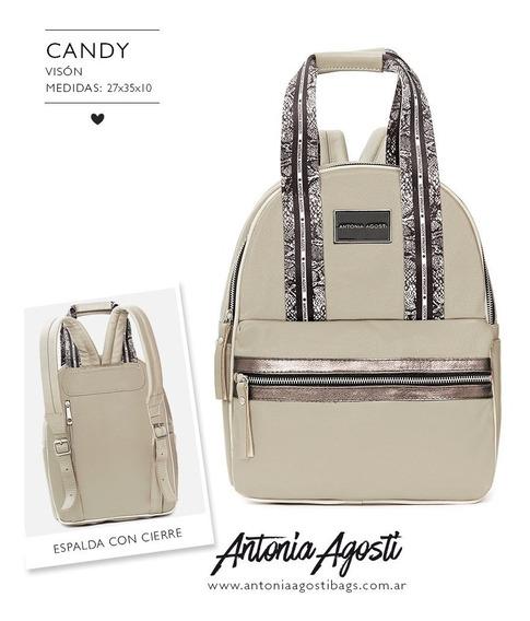 Mochila Candy Antonia Agosti