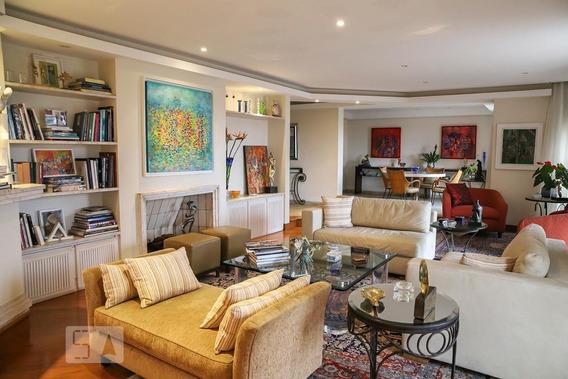 Apartamento Para Aluguel - Higienópolis, 4 Quartos, 350 - 892906235