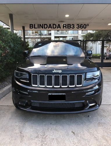 Jeep Grand Cherokee Blindado Rb3
