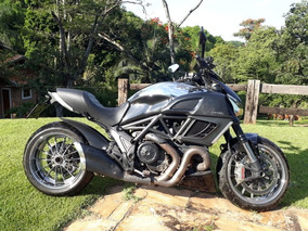 Ducati Diavel Cromo 2013