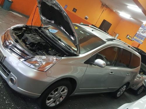 Nissan Grand Livina 2013 1.8 Sl Flex Aut. 5p