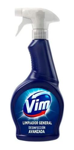 Limpiador Multiuso Vim Desinfectante Liquido Gatillo 500 Ml