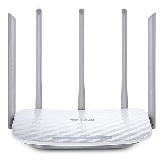 Router Wifi Archer C60 Ac1350 Dual Band 5 Antenas 5ghz.