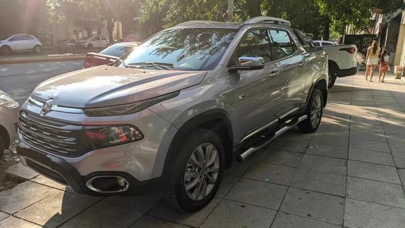 Fiat Toro 2.0 Ranch 4x4 At9 - **oferta Lanzamiento**