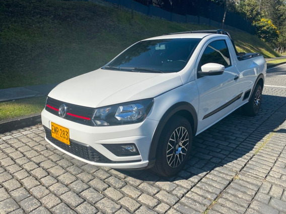 Volkswagen Saveiro Sport 1.6 Mt Aa