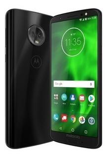 Smartphone Motorola Moto G6 Xt1925 32gb 3gb Ram 12mp Índigo