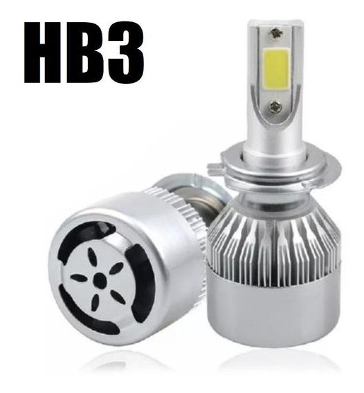 Lampada Power Led Gc Ultra Super Potente 8000 Lumens 6000 Kelvins 1 Ano De Garantia H1 H3 H4 H7 H8 H11 H16 H27 Hb3 Hb4