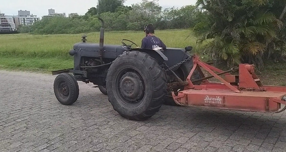 Trator Massey 65 A Venda