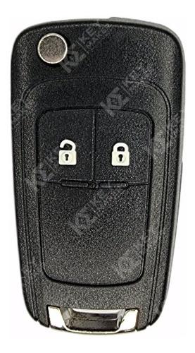 Imagen 1 de 4 de Carcasa Llave Chevrolet Tracker, Orlando, Sail, Etc