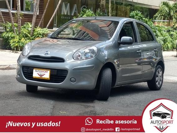 Nissan March - Autosport Medellín