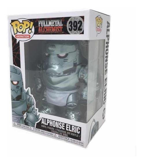 Fullmetal Alchemist Alphonse Elric Funko Pop! #392