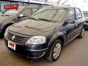 Renault Logan Familiar Placa Hvw079