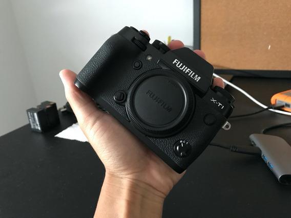 Corpo Câmera Mirrorless Fujifilm X-t1