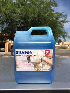 Shampoo Antipulgas Para Mascota 20l Envio Gratis!!