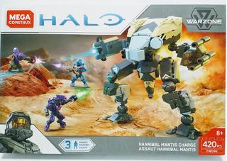 Halo® Mega Construx: Hannibal Mantis! Liquidación!