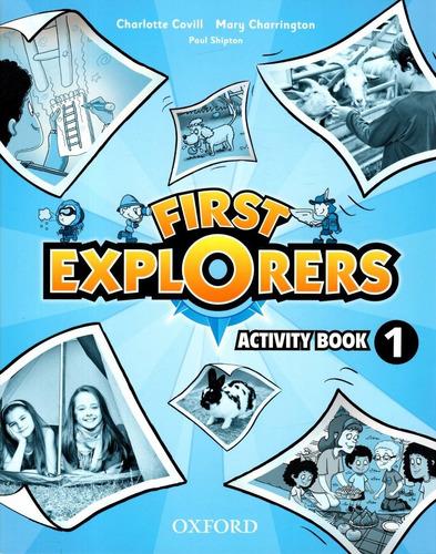 Libro: First Explorers 1 Activity Book / Oxford