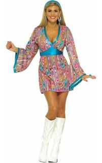 3a195eb533a5 Disfraz Años 60 - Disfraces Disfraz para Mujer en Mercado Libre Colombia
