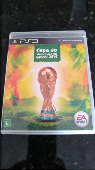 Fifa Copa Do Mundo 2014 - Ps3