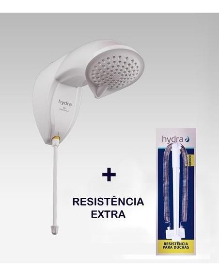 Ducha Eletrônica Hydra Nd + Resistência Extra 127v