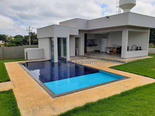 Imagem 1 de 20 de Casa À Venda, 160 M² Por R$ 1.050.000,00 - Condomínio Shangrilá - Primeiro De Maio/pr - Ca2233