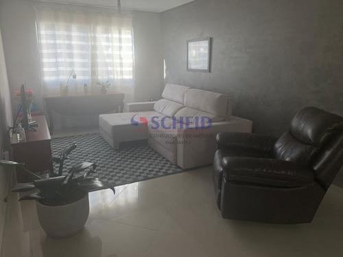 Imagem 1 de 15 de Sobrado Com Três Dormitórios(sendo Uma Suíte)- Jardim Prudência - Mc8320