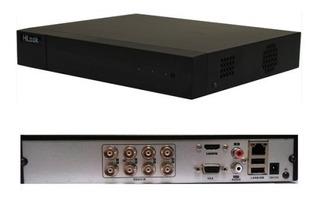 Dvr 8 Canales Hilook + 2 Ip 1080p Cctv 2 Mpx 720p Audio